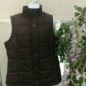 Outer Edge ☕ Quilted Vest